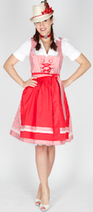 Country-Line Dirndl