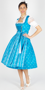Kr&uuml;ger Dirndl