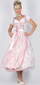 Melega Dirndl Tracht