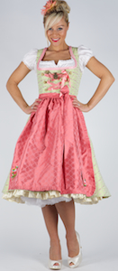 Trentini Couture Dirndl