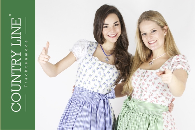 Kr&uuml;ger Manufaktur Dirndl Trachten