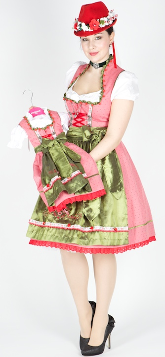 Dirndl Mutter Kind