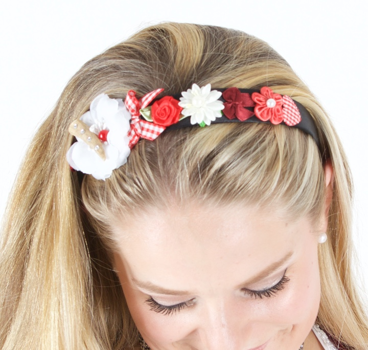 Blumer Haarreif